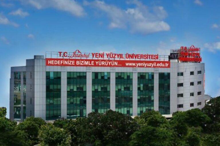 جامعة يني يوزل