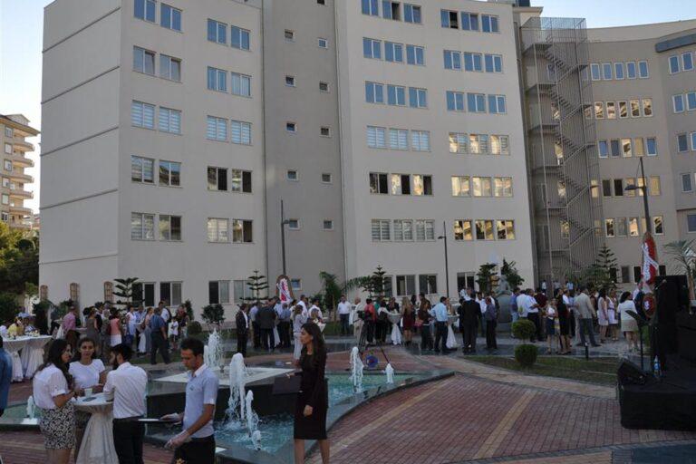 جامعة ألانيا حمدالله أمين باشا